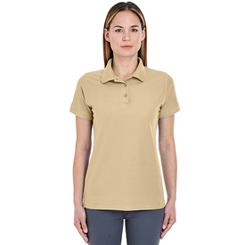 8560L UltraClub Ladies' Basic Blended Piqué Polo (1783794008106)