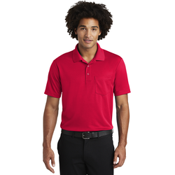 ST640P Sport-Tek ® PosiCharge ® RacerMesh ® Pocket Polo