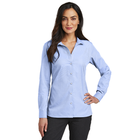 RH470 Red House® Ladies Nailhead Non-Iron Shirt (1563178106922)