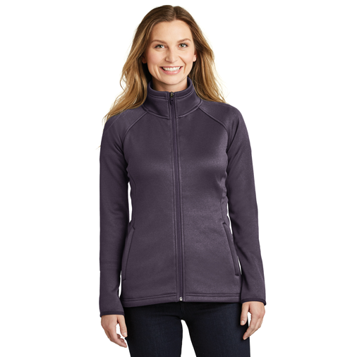 dcb3d881a0a3 NF0A3LHA The North Face® Ladies Canyon Flats Stretch Fleece Jacket