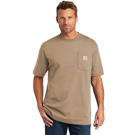 CTTK87 Carhartt ® Tall Workwear Pocket Short Sleeve T-Shirt (1849307791402)