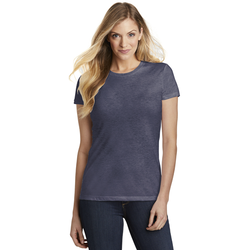 DT155 District ® Women's Fitted Perfect Tri ® Tee