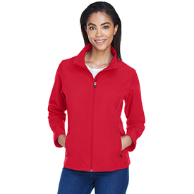 TT80W Team 365 Ladies' Leader Soft Shell Jacket (1738209460266)