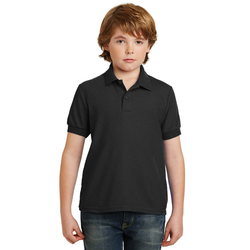 72800B Gildan® Youth DryBlend® 6-Ounce Double Pique Sport Shirt (1381566218282)