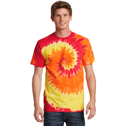 PC147 Port & Company® - Tie-Dye Tee