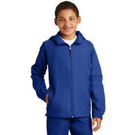 YST73 Sport-Tek® Youth Hooded Raglan Jacket (1554913165354)