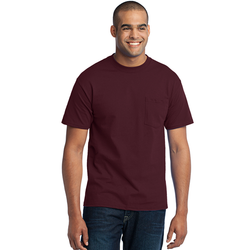 PC55P Port & Company® - Core Blend Pocket Tee