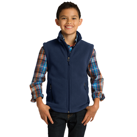 Y219 Port Authority® Youth Value Fleece Vest (1585861132330)
