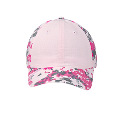 C926 Port Authority® Colorblock Digital Ripstop Camouflage Cap