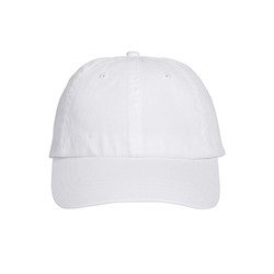 8122 UltraClub Youth Classic Cut Cotton Twill 6-Panel Cap