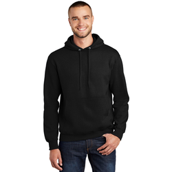 PC90HT Port & Company® Tall Essential Fleece Pullover Hooded Sweatshirt (1396907311146)