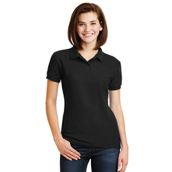 72800L Gildan® Ladies DryBlend® 6-Ounce Double Pique Sport Shirt