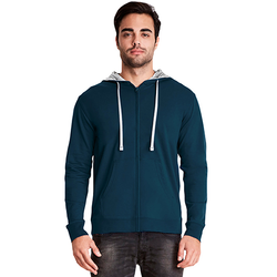 9601 Next Level Adult French Terry Zip Hoody (1884647391274)