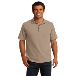 KP55T Port & Company® Tall Core Blend Jersey Knit Polo