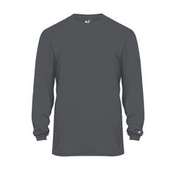 BG2004 Badger Youth Ultimate Long Sleeve Tee