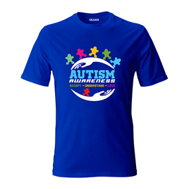 2019 Autism Awareness Bulk T-Shirts (1898808508458)