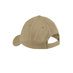 CP79 Port & Company® - Washed Twill Sandwich Bill Cap