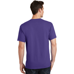 PC54T Port & Company® Tall Core Cotton Tee