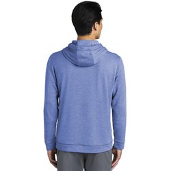 ST296 Sport-Tek ® PosiCharge ® Tri-Blend Wicking Fleece Hooded Pullover