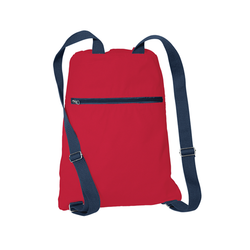 B119 Port Authority® Canvas Cinch Pack