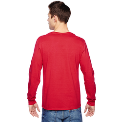 SFLR Fruit of the Loom Adult 4.7 oz. Sofspun® Jersey Long-Sleeve T-Shirt