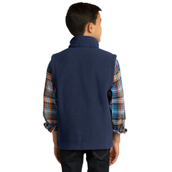 Y219 Port Authority® Youth Value Fleece Vest