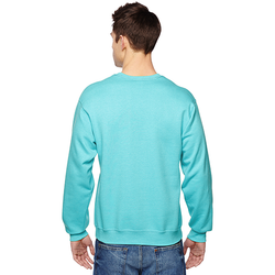 SF72R Fruit of the Loom Adult 7.2 oz. SofSpun® Crewneck Sweatshirt