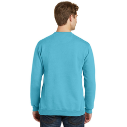 PC098 Port & Company® Pigment-Dyed Crewneck Sweatshirt
