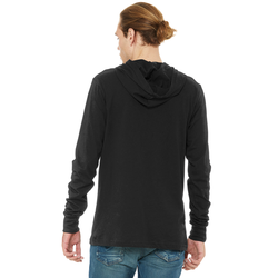 BC3512 Bella+Canvas ® Unisex Jersey Long Sleeve Hoodie