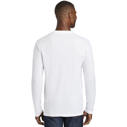 PC455LS Port & Company ® Long Sleeve Fan Favorite ™ Blend Tee