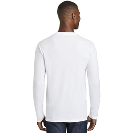 PC455LS Port & Company ® Long Sleeve Fan Favorite ™ Blend Tee (1879272194090)
