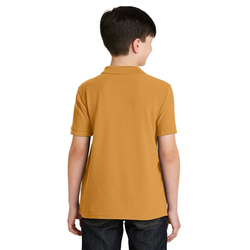 Y500 Port Authority® Youth Silk Touch™ Polo