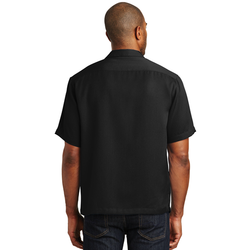 S535 Port Authority® Easy Care Camp Shirt
