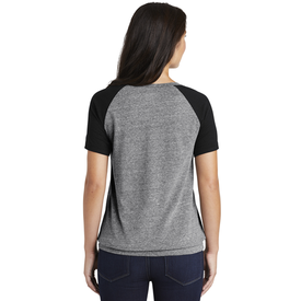 LNEA133 New Era ® Ladies Tri-Blend Performance Cinch Tee (1856737738794)
