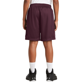 YST510 Sport-Tek® Youth PosiCharge® Classic Mesh Short (1612862259242)