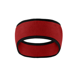C916 Port Authority® Two-Color Fleece Headband