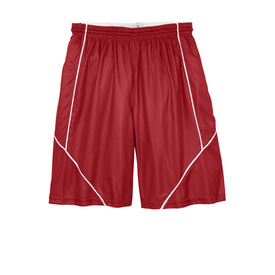 T565 Sport-Tek® PosiCharge® Mesh Reversible Spliced Short (1616927522858)