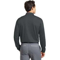 604940 Nike Tall Long Sleeve Dri-FIT Stretch Tech Polo