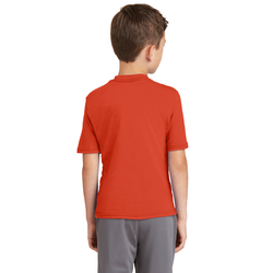 PC381Y Port & Company® Youth Performance Blend Tee