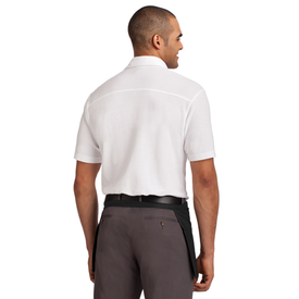 A702 Port Authority® Easy Care Waist Apron with Stain Release (1593291571242)