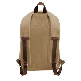 BG210 Port Authority ® Cotton Canvas Backpack (1878567125034)
