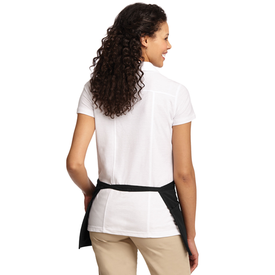 A707 Port Authority® Easy Care Reversible Waist Apron with Stain Release (1593316376618)