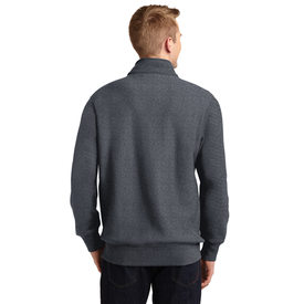 ST283 Sport-Tek® Super Heavyweight 1/4-Zip Pullover Sweatshirt (1593387286570)
