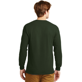 G2400 Gildan® - Ultra Cotton® 100% Cotton Long Sleeve T-Shirt (1360741105706)