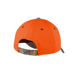 C804 Port Authority® Enhanced Visibility Cap with Camo Brim