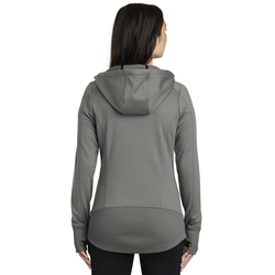 LNEA522 New Era ® Ladies Venue Fleece Full-Zip Hoodie