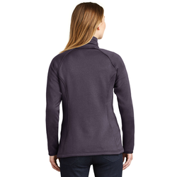 NF0A3LHA The North Face® Ladies Canyon Flats Stretch Fleece Jacket