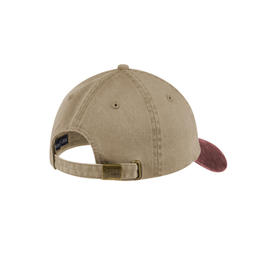 CP83 Port & Company® -Two-Tone Pigment-Dyed Cap (1871938420778)