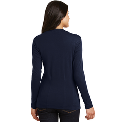 L515 Port Authority® Ladies Modern Stretch Cotton Cardigan