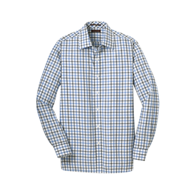 RH74 Red House® Tricolor Check Slim Fit Non-Iron Shirt (1558099230762)